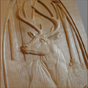 Door woodcarving by MK Carving Canada